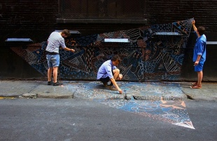 'Urban feelings': da Berlino a New York, la street art di Klub7