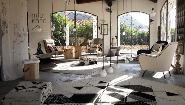 Mio Karo: il design di Carolina Melis intreccia i fili dell'arte tessile