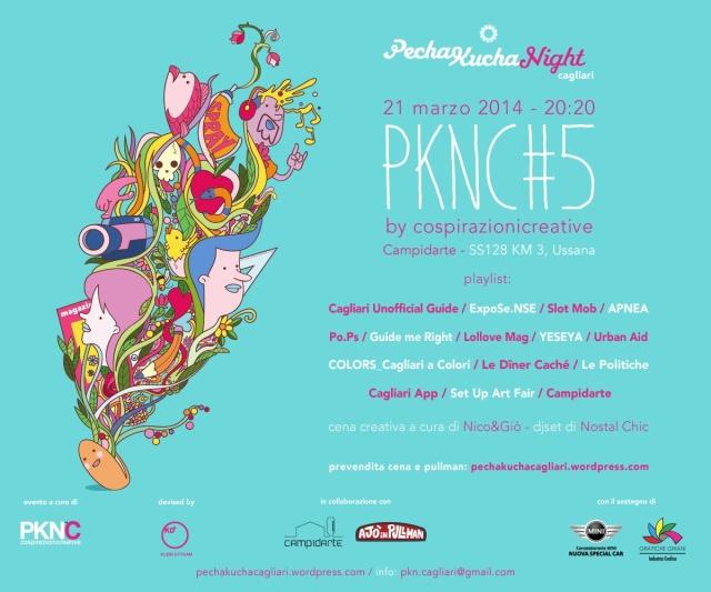 Creatività in aperta campagna: YESEYA a Campidarte per il PechaKucha 2014