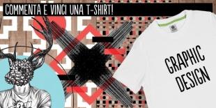 Gioca con il graphic design: 140 caratteri per vincere una T-shirt
