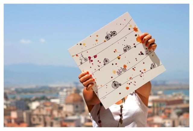 Cagliari-Barcellona A/R: IdeaMe, storie di design e grafica