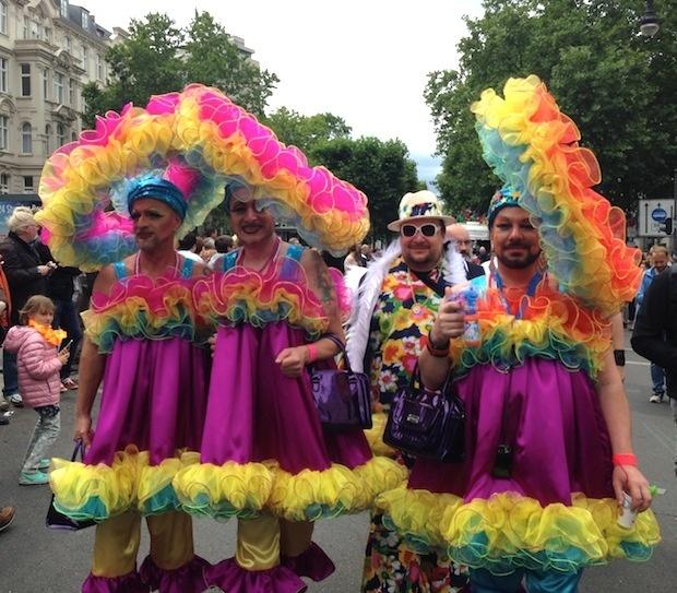 Gay Pride 2014: a Berlino per il Christopher Street Day