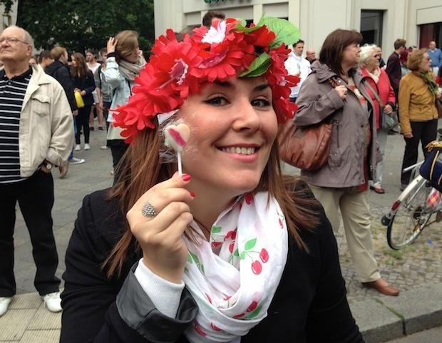 Berlin Gay Pride 2014