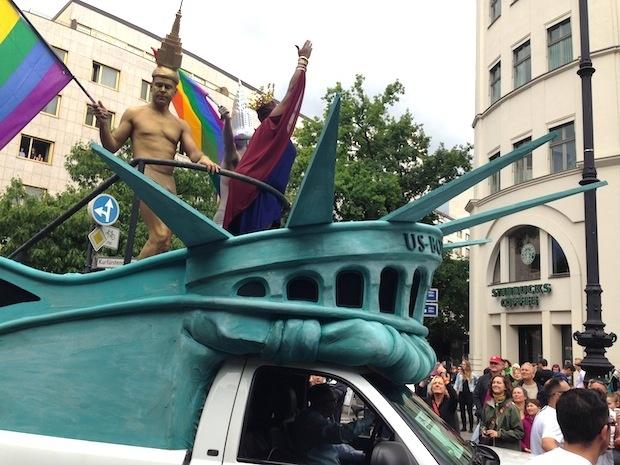 Gay Pride Berlin 2014