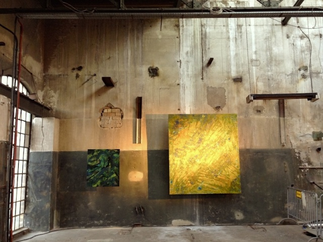 Abandoned factories and old buildings to host art events: Berlin Schoneweide