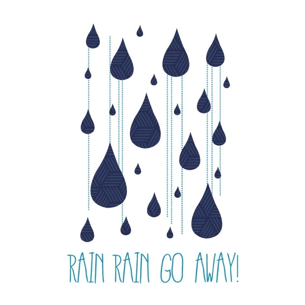 Emma Jennings, Rain Rain Go Away!