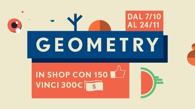 7/10 - 24/11,  il nuovo contest su maglia: vincono le geometrie!