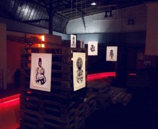 Come spiriti, le opere di Bachis alla Neue Heimat di Berlino