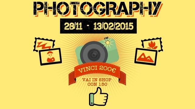 Contest Photography: prolungato fino al 13 febbraio