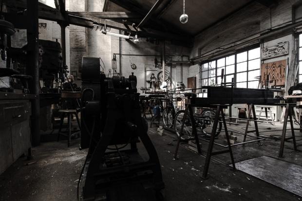 BLO Ateliers, Berlino Lichtenberg